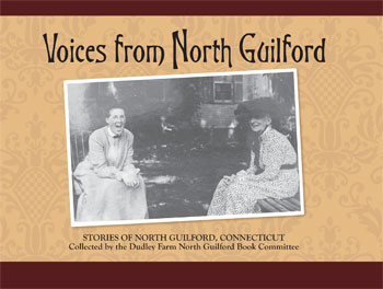 Voice of North Guilford book cover