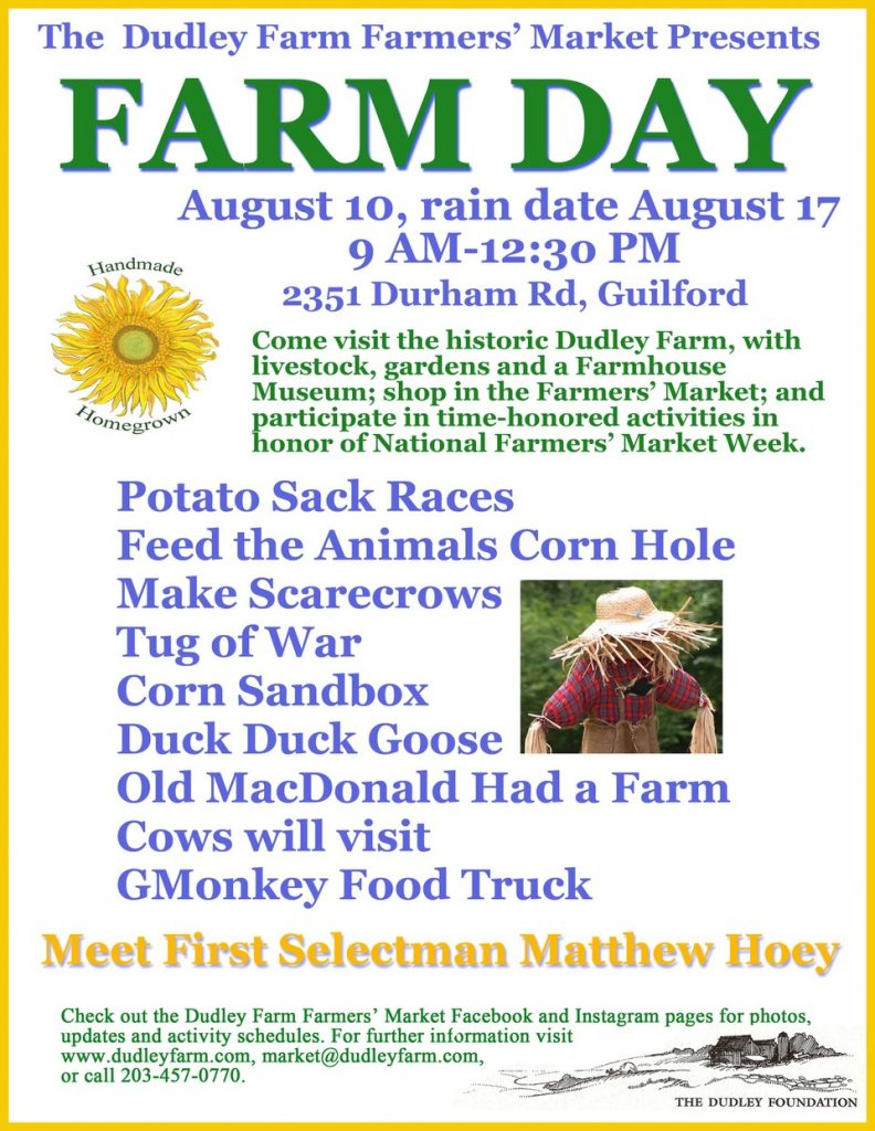 Blog: News + Events – The Dudley Farm